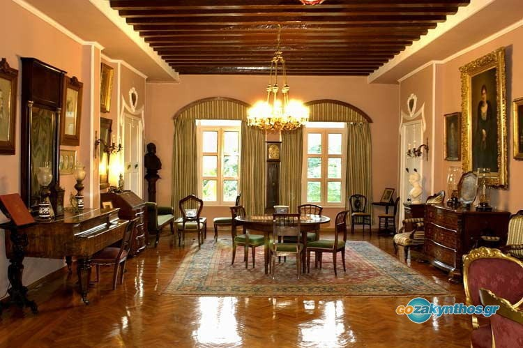 Mansion Dionysios Romas